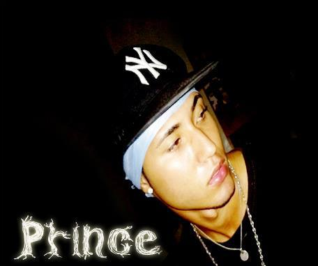 MC Prince 2014 add on RapTVLive.com Spotlight artist section