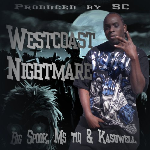 Big Spook Loc the South Central Based Rap Artist you must hear this year