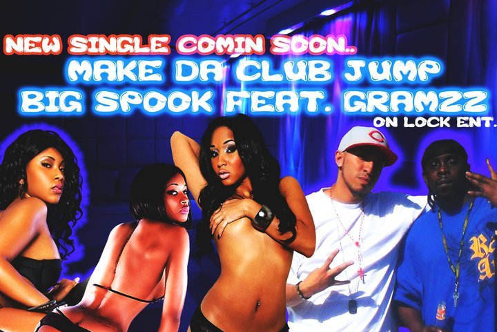 Big Spook Loc of On Lock Entertainment on raptvlive.com