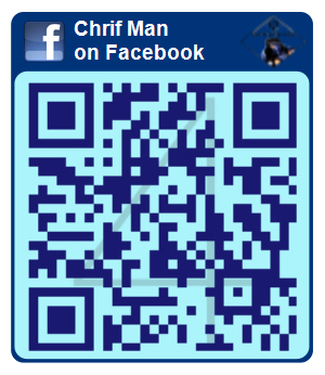 Chrif Man facebook QRC from RapTV