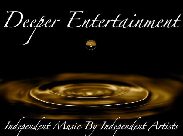 Deeper Entertainment logo on RapTVLive.com