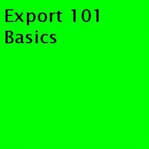 Export 101 Basics on raptvlive.com