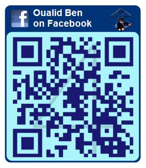Oualid Ben facebook QRC on RapTV