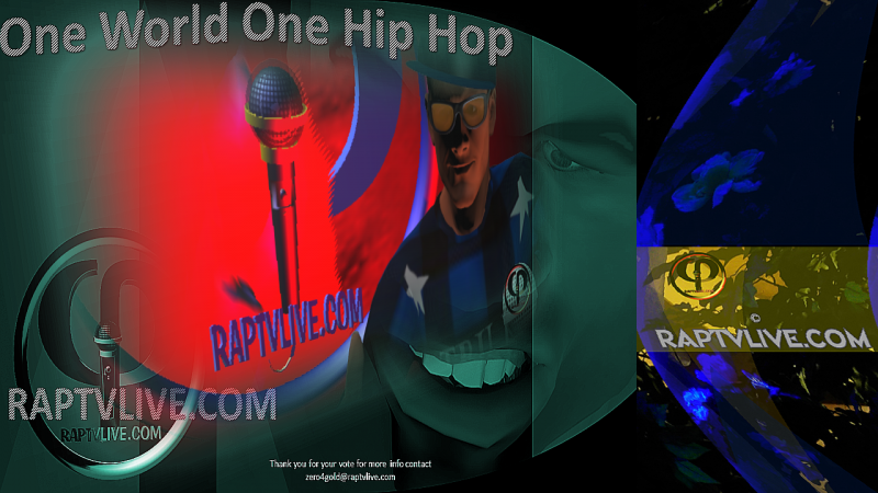 Darktoons for RapTV info@raptvlive.com