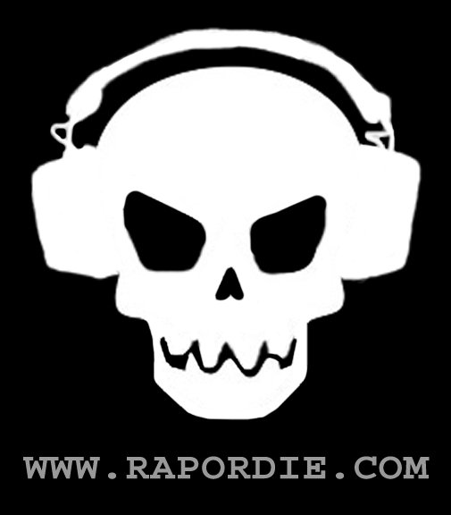 Rapordie.com your link to the streets Sponsored RapPages ad on raptvlive.com