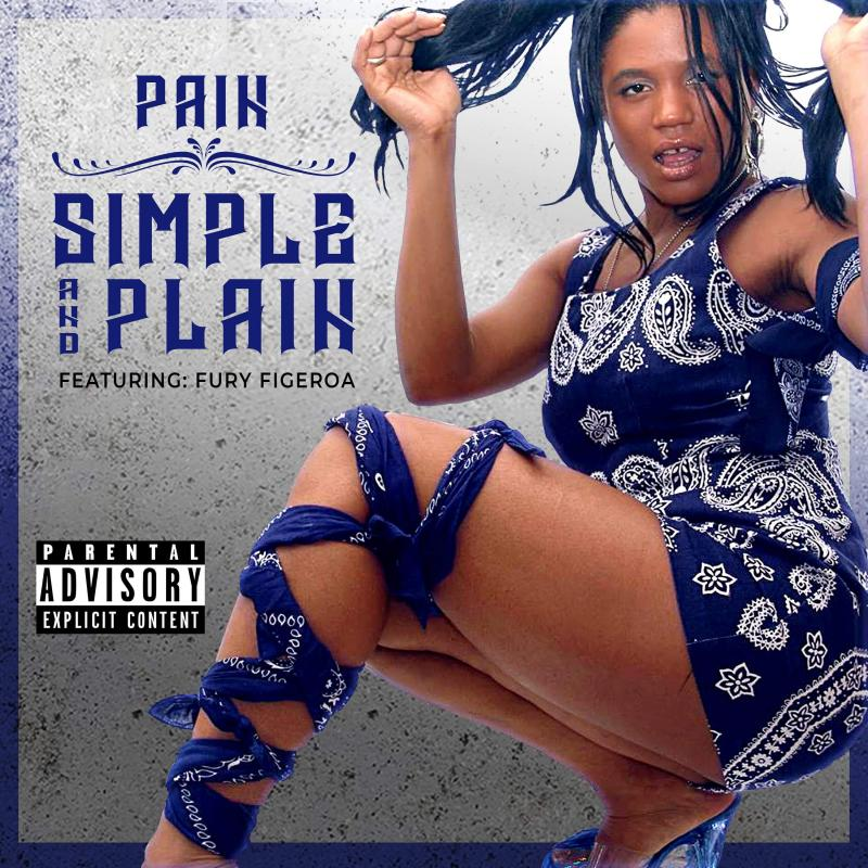 Simple & Plain the hot single by Pain & Furry Nitro Ent Zero4 Cway RapTV