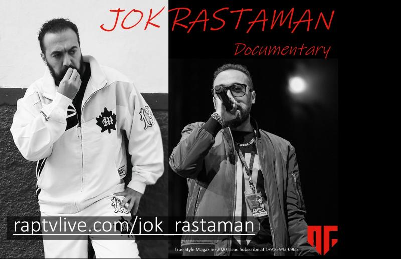 JOK Rastaman documentary promo 2020 True Style Magazine january issue