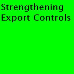 Strengthening Export Controls on raptvlive.com