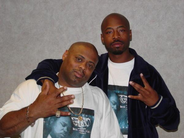 Bobby G of AWOL Records & Maserati Ricc of WCMF on www.raptvlive.com memorials3