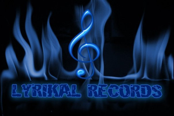 Lyrikal Records logo on www.raptvlive.com spotlight featured artist page