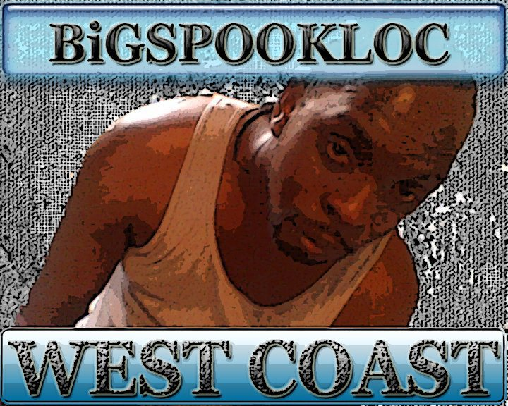 L.A Gangster Rap Artist Big Spook Loc